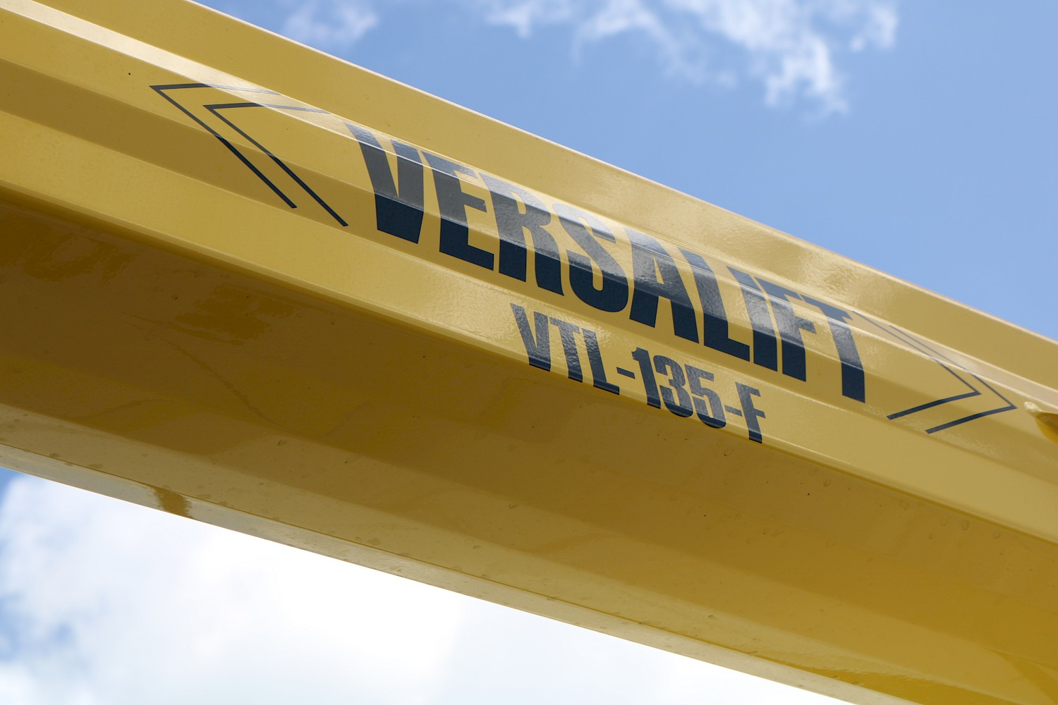 Be the first to reserve the New Versalift VTL-135-F (3.5t Transit) - Available for Hire 2019